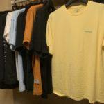 【30代ストリートファッション】夏らしい色のTシャツ【THE GOOD COMPANY】