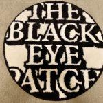 【インテリア】BlackEyePatchのラグマット【ブラックアイパッチ】※内容薄め