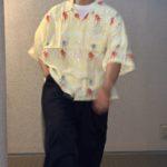 Sillage(シアージ)のアロハシャツ