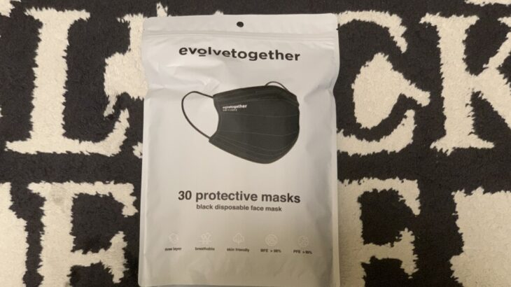 evolvetogetherのマスク