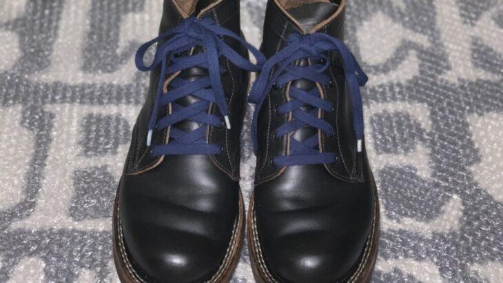 【リーガル・靴磨き】革靴・ブーツを手入れしてみた【ダナー・ホワイツ】